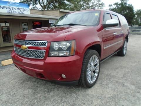 2014 Chevrolet Suburban for sale at New Gen Motors in Bartow FL