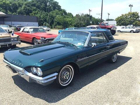 1964 Ford Thunderbird for sale at Black Tie Classics in Stratford NJ