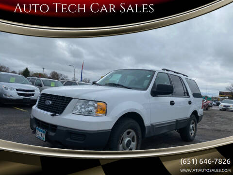 2005 Ford Expedition for sale at Auto Tech Car Sales in Saint Paul MN
