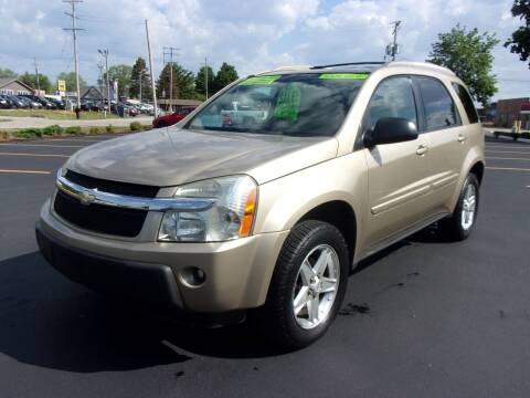 2005 Chevrolet Equinox for sale at Ideal Auto Sales, Inc. in Waukesha WI