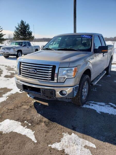 2011 Ford F-150 for sale at Highway 16 Auto Sales in Ixonia WI