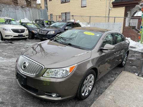 2010 Buick LaCrosse for sale at Best Cars R Us LLC in Irvington NJ