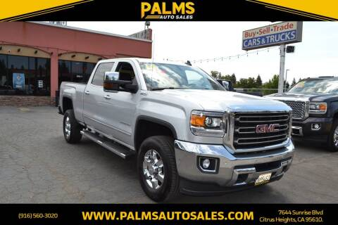 2016 GMC Sierra 2500HD for sale at Palms Auto Sales in Citrus Heights CA