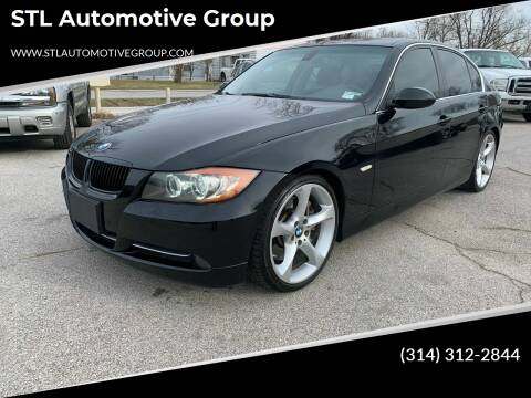 2007 BMW 3 Series for sale at STL Automotive Group in O'Fallon MO