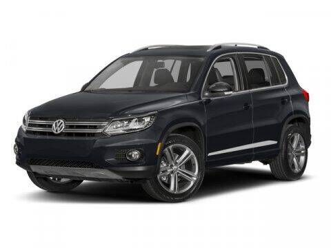 2017 Volkswagen Tiguan for sale at Auto Finance of Raleigh in Raleigh NC