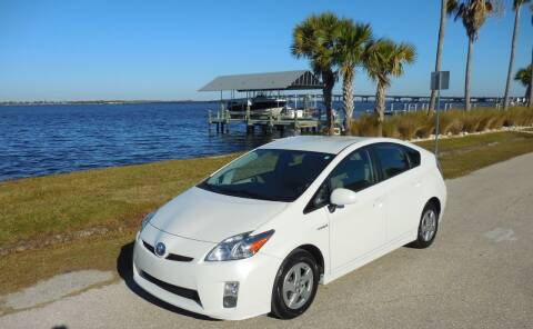 2010 Toyota Prius for sale at Performance Autos of Southwest Florida in Fort Myers FL
