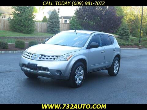 2006 Nissan Murano for sale at Absolute Auto Solutions in Hamilton NJ