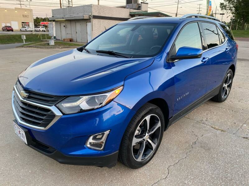 2019 Chevrolet Equinox for sale at ASHLAND AUTO SALES in Columbia MO