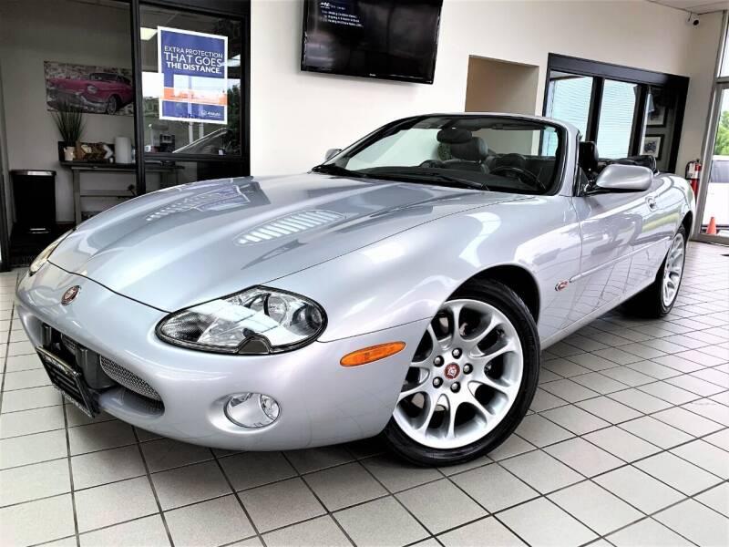 2002 Jaguar XKR for sale in Saint Charles, IL