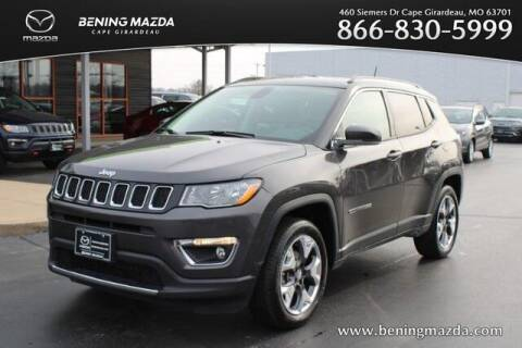 2019 Jeep Compass for sale at Bening Mazda in Cape Girardeau MO