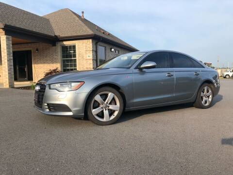 2012 Audi A6 for sale at Callahan Motor Co. in Benton AR