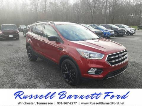 2018 Ford Escape for sale at Oskar  Sells Cars in Winchester TN