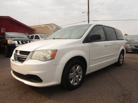 2012 Dodge Grand Caravan for sale at More Info Skyline Auto Sales in Phoenix AZ