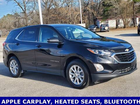 2018 Chevrolet Equinox for sale at Stanley Ford Gilmer in Gilmer TX