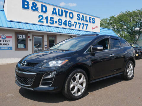 2011 Mazda CX-7 for sale at B & D Auto Sales Inc. in Fairless Hills PA