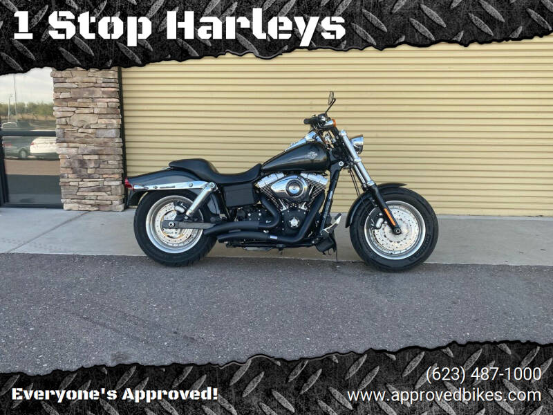 2009 Harley Davidson Fatbob for sale at 1 Stop Harleys in Peoria AZ