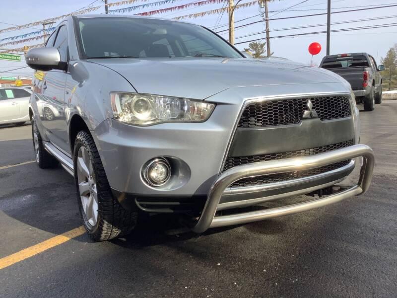 2011 Mitsubishi Outlander for sale at Active Auto Sales in Hatboro PA