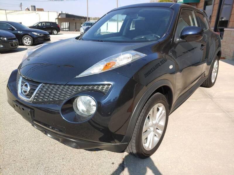 2014 Nissan JUKE for sale at Auto Solutions of Rockford in Rockford IL