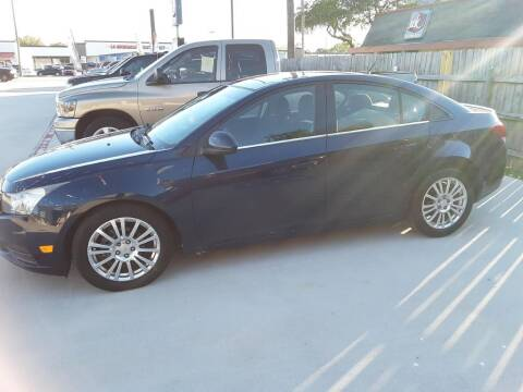 2011 Chevrolet Cruze for sale at SELECT A CAR LLC in Houston TX