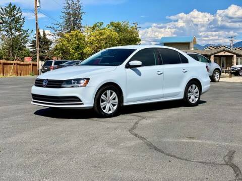 2017 Volkswagen Jetta for sale at INVICTUS MOTOR COMPANY in West Valley City UT