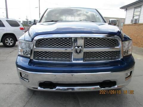 2011 RAM Ram Pickup 1500 for sale at Atlantic Motors in Chamblee GA