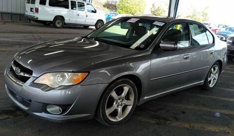 2008 Subaru Legacy for sale at Angelo's Auto Sales in Lowellville OH