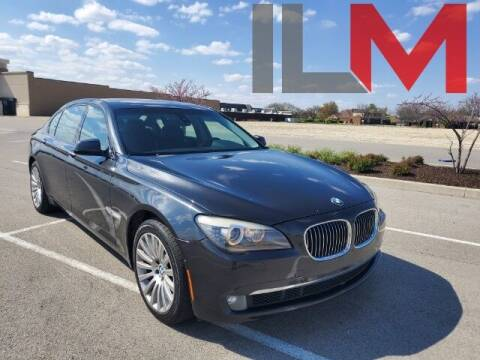 2010 BMW 7 Series for sale at INDY LUXURY MOTORSPORTS in Fishers IN