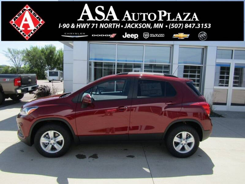 2021 Chevrolet Trax for sale in Jackson, MN