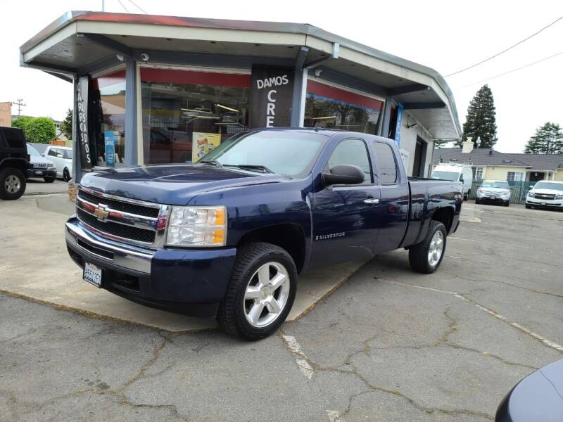 2009 Chevrolet Silverado 1500 for sale at Imports Auto Sales & Service in San Leandro CA