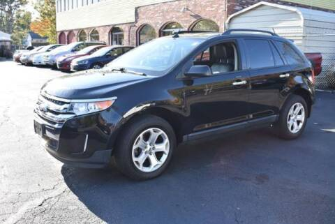 2011 Ford Edge for sale at Absolute Auto Sales, Inc in Brockton MA