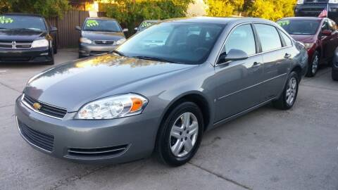 2006 Chevrolet Impala for sale at Carspot Auto Sales in Sacramento CA
