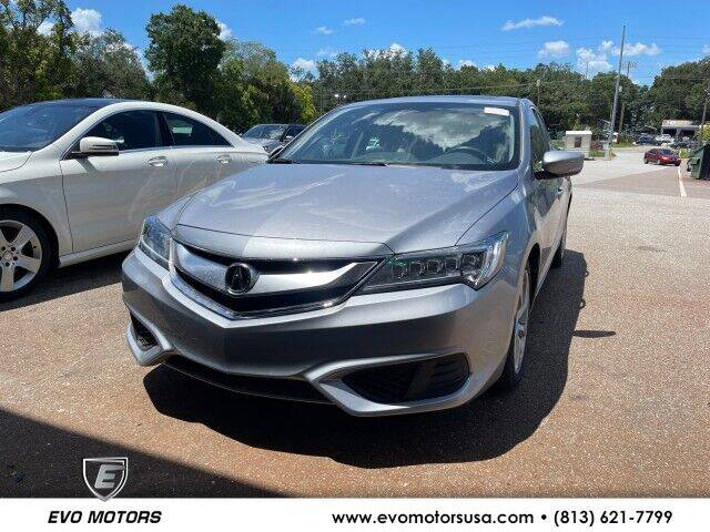 2018 Acura ILX for sale in Seffner, FL