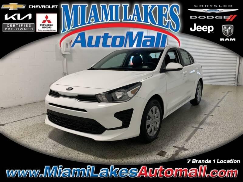 2021 Kia Rio for sale in Miami, FL