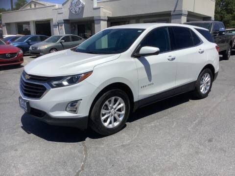 2018 Chevrolet Equinox for sale at Beutler Auto Sales in Clearfield UT