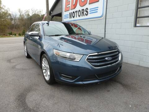 2018 Ford Taurus for sale at Edge Motors in Mooresville NC