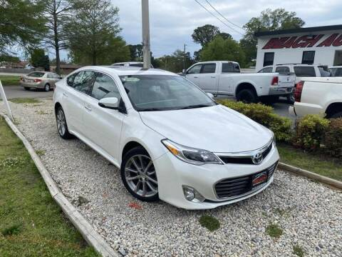 2015 Toyota Avalon for sale at Beach Auto Brokers in Norfolk VA