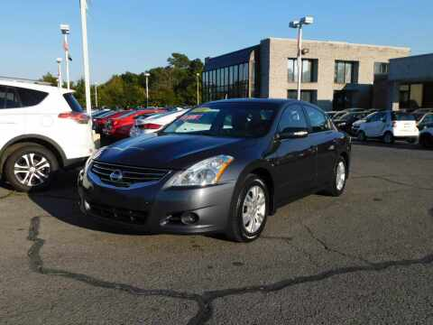 2010 Nissan Altima for sale at Paniagua Auto Mall in Dalton GA