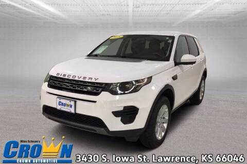 2018 Land Rover Discovery Sport for sale at Crown Automotive of Lawrence Kansas in Lawrence KS