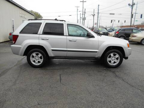 2007 Jeep Grand Cherokee for sale at Settle Auto Sales STATE RD. in Fort Wayne IN