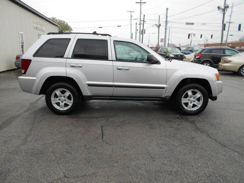 2007 Jeep Grand Cherokee for sale at Settle Auto Sales TAYLOR ST. in Fort Wayne IN