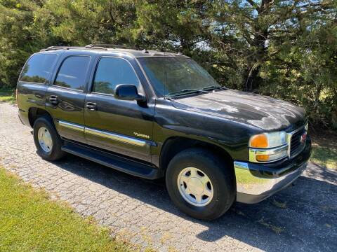 2003 GMC Yukon for sale at Kansas Car Finder in Valley Falls KS
