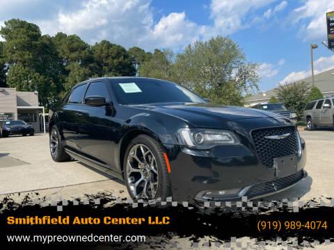 2015 Chrysler 300 for sale at Smithfield Auto Center LLC in Smithfield NC