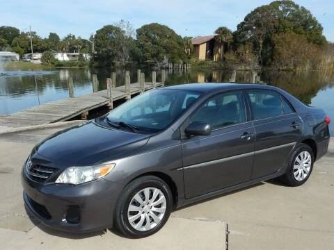 2013 Toyota Corolla for sale at Affordable Auto in Ocoee FL