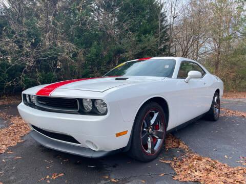 2014 Dodge Challenger for sale at Peach Auto Sales in Smyrna GA
