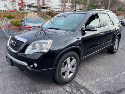 2011 GMC Acadia for sale at Premier Automart in Milford MA