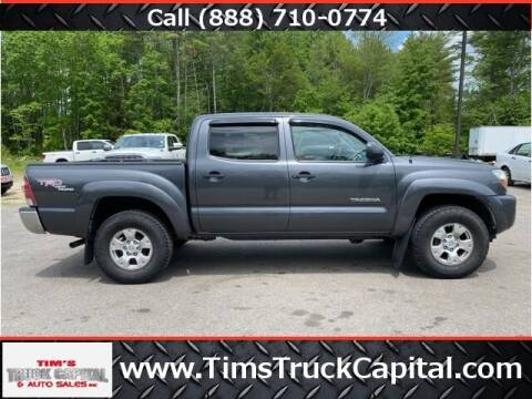2009 Toyota Tacoma for sale at TTC AUTO OUTLET/TIM'S TRUCK CAPITAL & AUTO SALES INC ANNEX in Epsom NH