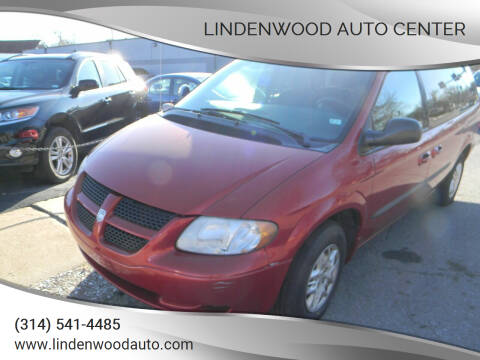 2003 Dodge Grand Caravan for sale at Lindenwood Auto Center in St.Louis MO