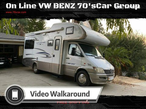 2006 Gulf Stream VISTA CRUISER for sale at On Line VW BENZ 70'sCar Group in Warehouse CA