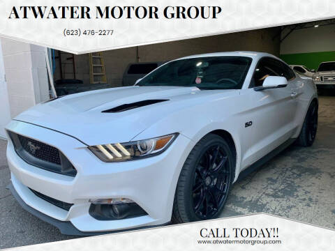 2017 Ford Mustang for sale at Atwater Motor Group in Phoenix AZ