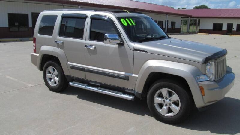 2011 Jeep Liberty for sale at New Horizons Auto Center in Council Bluffs IA